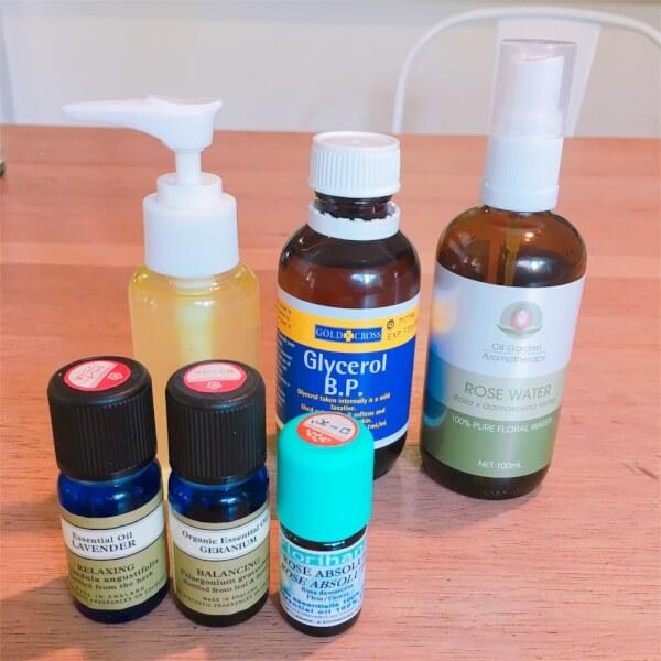 オーストラリアで作る!超簡単にアロマ化粧水を手作りする方法